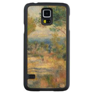 Capa De Bordo Para Galaxy S5 Pierre um Renoir   L'Estaque