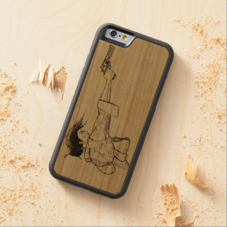 CAPA DE CEREJA BUMPER PARA iPhone 6