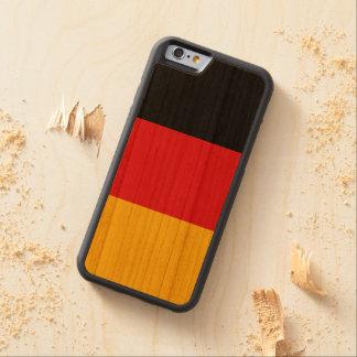 Capa De Cerejeira Bumper Para iPhone 6 Bandeira alemão