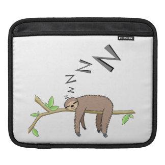 Capa De iPad Preguiça do sono