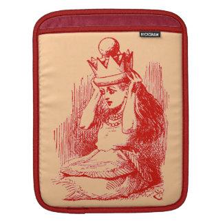 Capa De iPad Vintage Alice no país das maravilhas