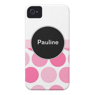 Capa de iphone 4 femininos capa para iPhone 4 Case-Mate