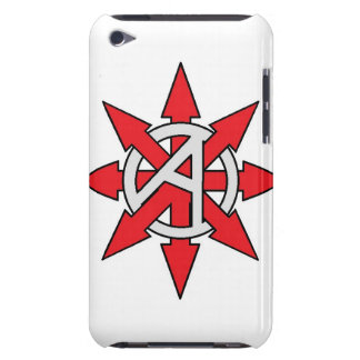 Capa de ipod do caos - ipod touch