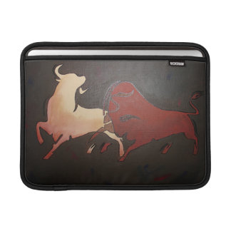 Capa De MacBook Air Dois touros de combate