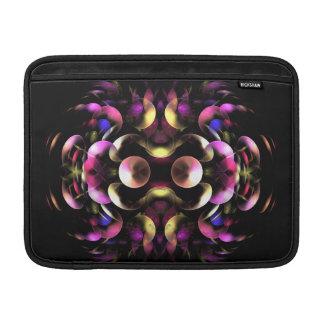 Capa De MacBook Arte abstrata colorida do Fractal