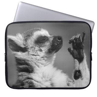 Capa De Notebook Jogo atado anel do Lemur