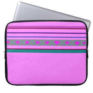 Capa De Notebook Pink
