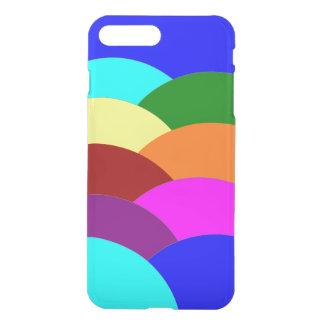 Capa de telefone bonita e colorida do divertimento