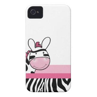 Capa de telefone bonito cor-de-rosa de Blackberry Capa iPhone 4