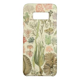 Capa de telefone botânica das ilustrações   do