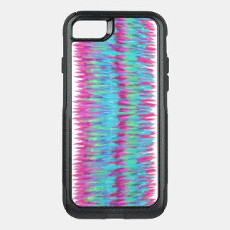 capa de telefone colorida da grama capa iPhone 7 commuter OtterBox
