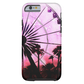 Capa de telefone (cor-de-rosa) do iPhone 6/6s da