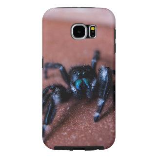 Capa de telefone da aranha