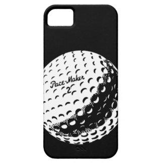 Capa de telefone da bola de golfe de Iphone 5