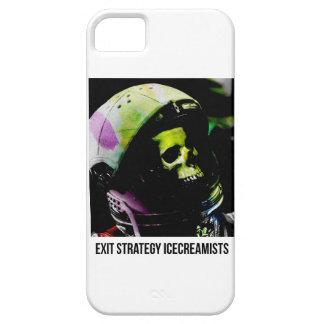 Capa de telefone da estratégia de saída capa para iPhone 5