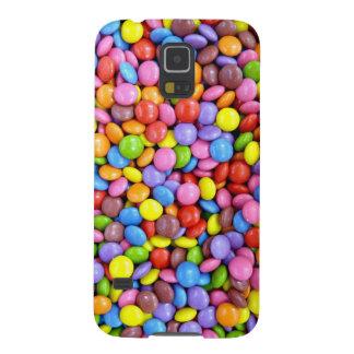 Capa de telefone da galáxia dos doces protetores para galaxy s5