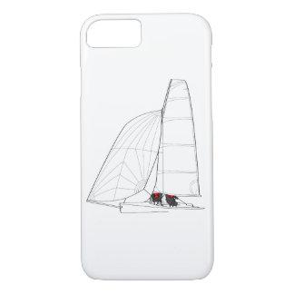 Capa de telefone da navigação do bote
