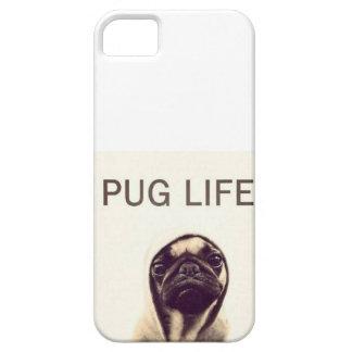 Capa de telefone da vida do Pug pelo lado escuro