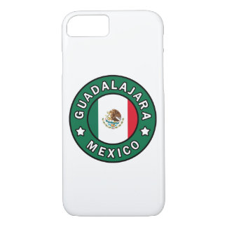 Capa de telefone de Guadalajara México