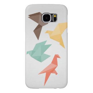 Capa de telefone de Origami
