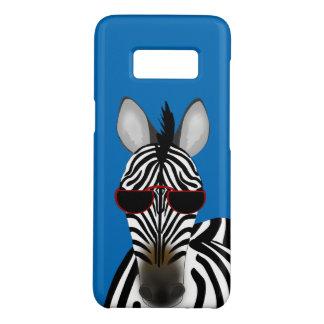 Capa de telefone de Samsung Galaxy8 da zebra