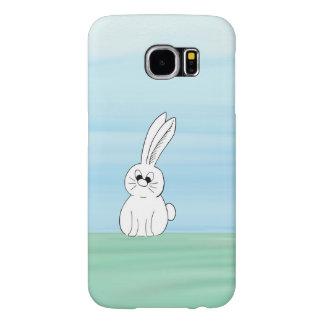 Capa de telefone do coelho