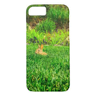 Capa de telefone do coelho de coelho