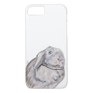 Capa de telefone do coelho do coelho, ilustração