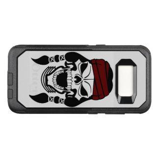 capa de telefone do crânio capa OtterBox commuter para samsung galaxy s8