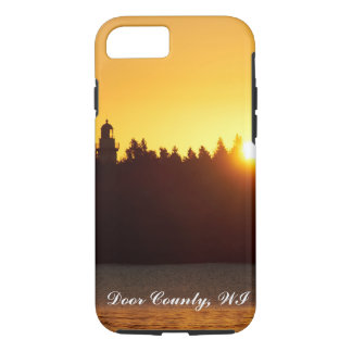 Capa de telefone do nascer do sol da ilha de Cana