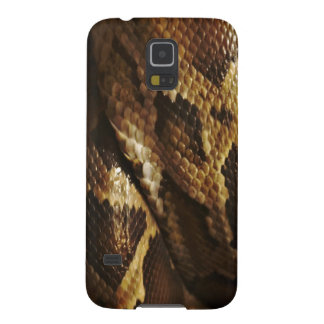 Capa de telefone dos animais selvagens do cobra do