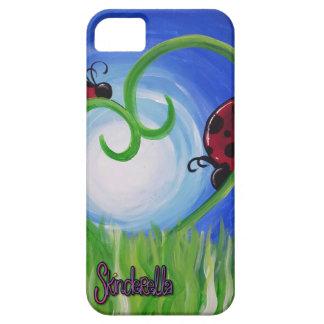 Capa de telefone dos joaninhas por SKinderella Capas Para iPhone 5