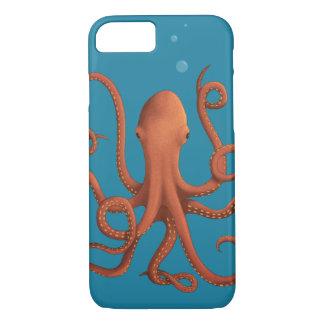 Capa de telefone dos tentáculos do polvo