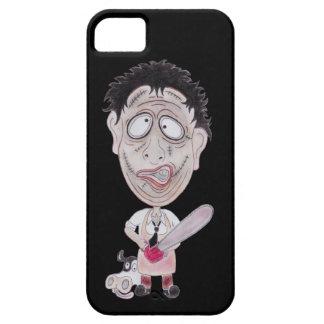 Capa de telefone engraçada da caricatura do capa iPhone 5 Case-Mate