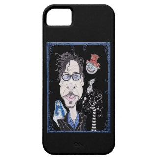 Capa de telefone gótico escura da caricatura dos capas iPhone 5