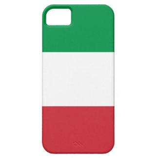 Capa de telefone italiana da bandeira