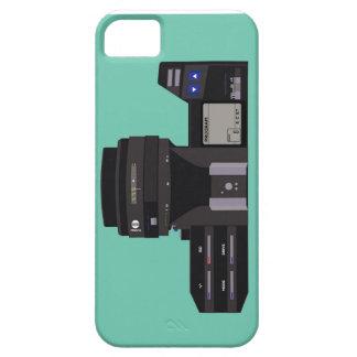 Capa de telefone retro da câmera