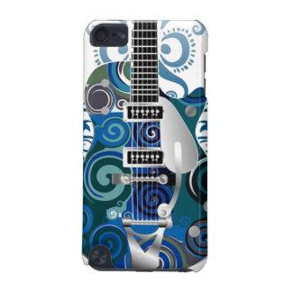 capa do ipod touch da música da guitarra capa para iPod touch 5G