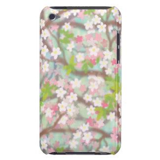 Capa do ipod touch das flores de Apple do primaver Capa Para iPod Touch