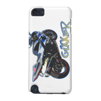 Capa do ipod touch de Gixxer