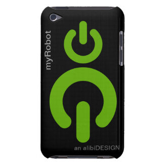 Capa do ipod touch de MyRobot Capa Para iPod Touch
