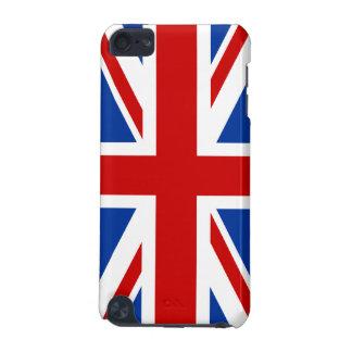 Capa do ipod touch de Union Jack Capa Para iPod Touch 5G
