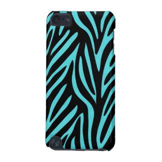 Capa do ipod touch do impressão da zebra de capa para iPod touch 5G
