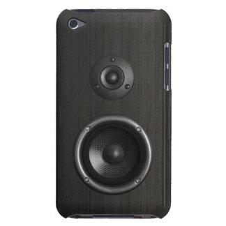 Capa do ipod touch engraçada da música do auto-fal capa para iPod touch