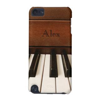 Capa do ipod touch personalizada da música do capa para iPod touch 5G