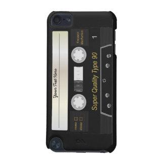 Capa do ipod touch retro de MixTape da cassete áud Capa Para iPod Touch 5G