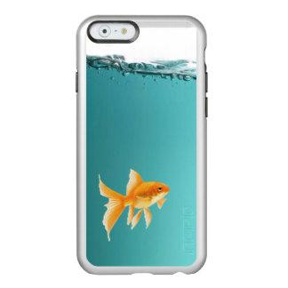 Capa Incipio Feather® Shine Para iPhone 6 Caso do brilho do iPhone 6/6S Incipio do peixe