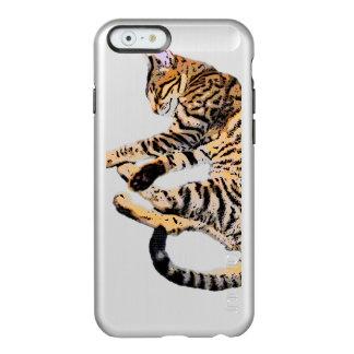 Capa Incipio Feather® Shine Para iPhone 6 Estilo cómico bonito de bengal