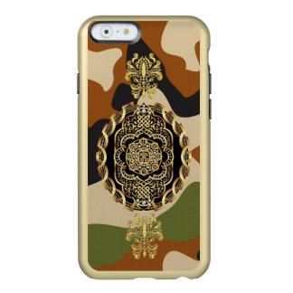 Capa Incipio Feather® Shine Para iPhone 6 Iphone 5/5s 6/6Plus do carnaval lido sobre o