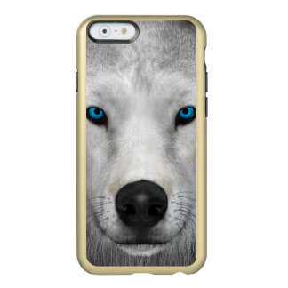 Capa Incipio Feather® Shine Para iPhone 6 Lobo ártico